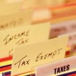 tax exempts